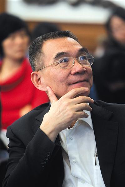 林毅夫 百名改革前卫称号获得者之一。原料图片/新京报记者 浦峰 摄