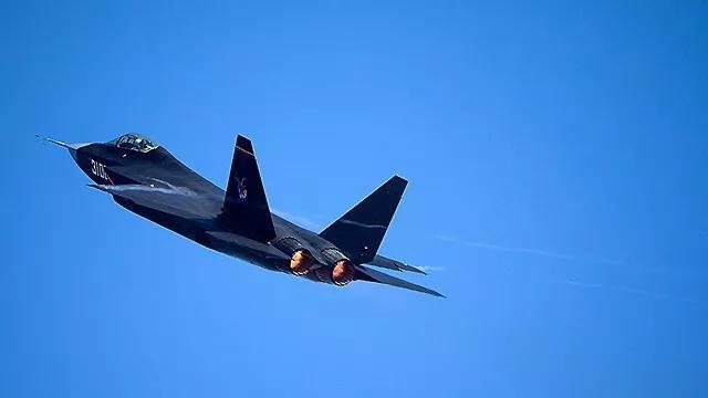 """▲FC-31""""鹘鹰""""隐形战机"""