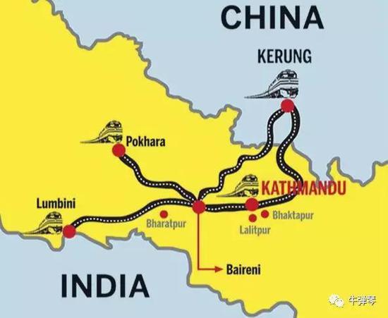 一个重大变化开始 这些国家铁路要采用中国标准了