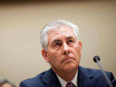 美国务卿称结束对朝战略忍耐
