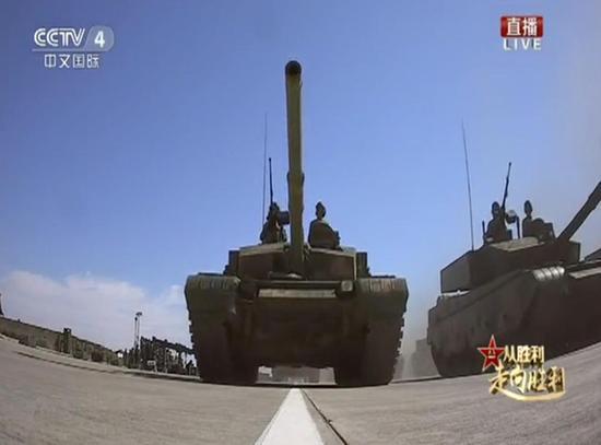 参阅官兵:我们不只是展示 而是拉出来就能打仗