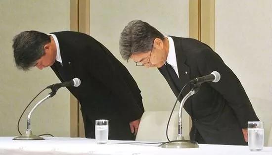 ▲10月8日,神户制钢召开发布会,就未达标铝、铜制品向公众道歉。