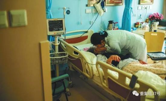 北京首钢医院_临终关怀医院的老人:被疼痛折磨被死亡阴影笼罩 临终 医院 老人 ...
