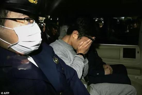 ▲白石隆浩Takahiro Shiraishi。图据BBC