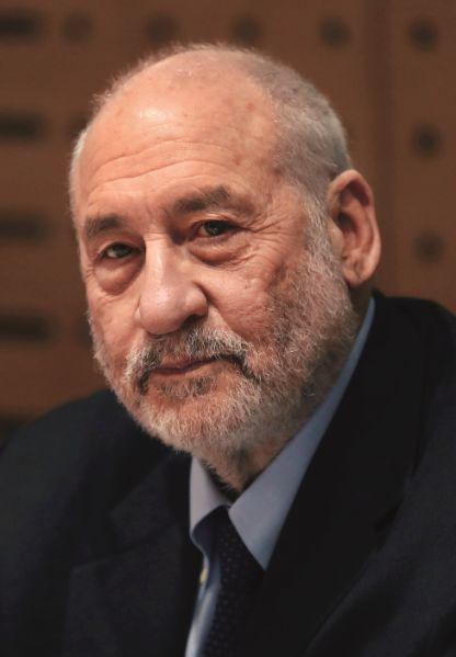 约瑟夫·斯蒂格利茨,2001年诺贝尔经济学奖得主,最近著有《再谈全球化及其不满》