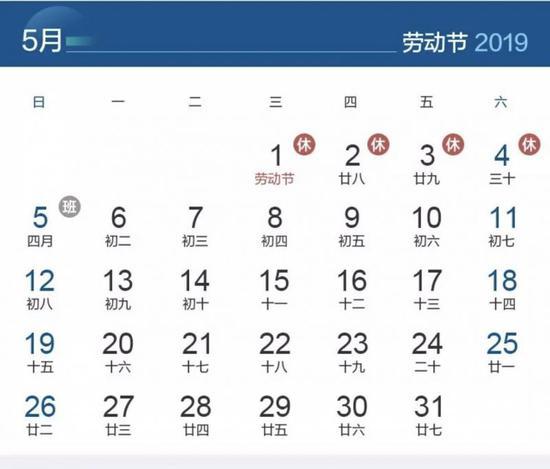 五一放四天消息刚出60分钟 国际机票搜索量暴涨10倍