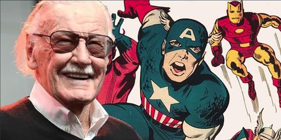 当地时间12日,95岁的漫威系列作者、美国漫画界元老级人物斯坦•李去世。