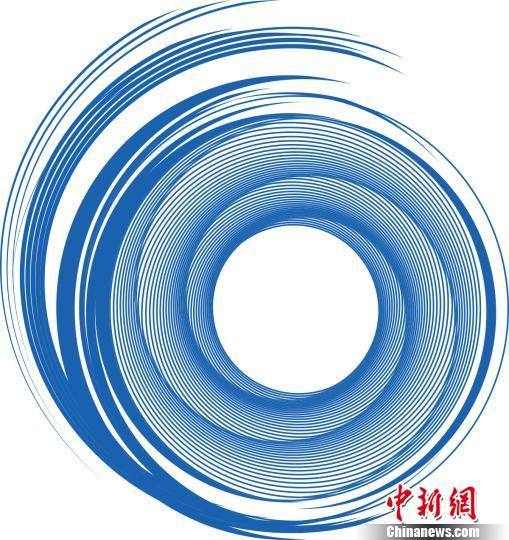 黑洞的艺术家想象图。(图片来源:中国科学院上海天文台) 中科院上海天文台/供图 摄