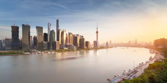 ▲上海(视觉中国)