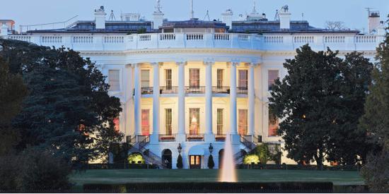 白宫(赫芬顿邮报)