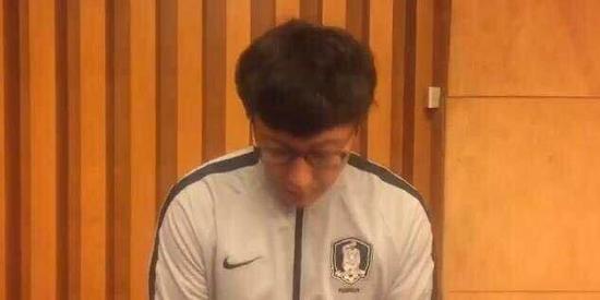 韩国球队主帅金正秀
