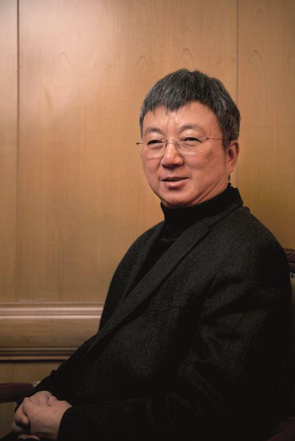 朱民:清华大学国家金融研究院院长,曾任国际货币基金组织副总裁