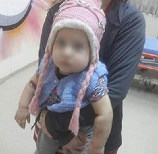 土耳其女子给18个月大女儿注射漂白剂 不爱女儿决定要折磨她