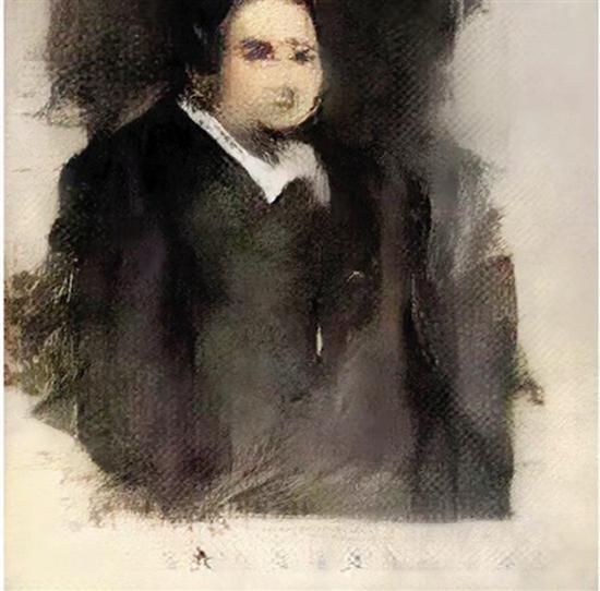 《爱德蒙·贝拉米的肖像》