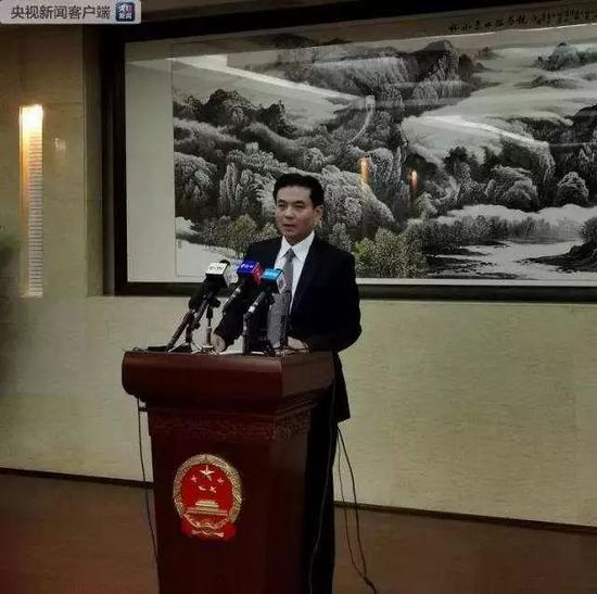 国务院港澳办新闻发言人杨光