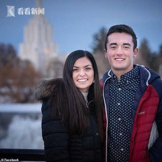 柯克·汉森的儿子和女友