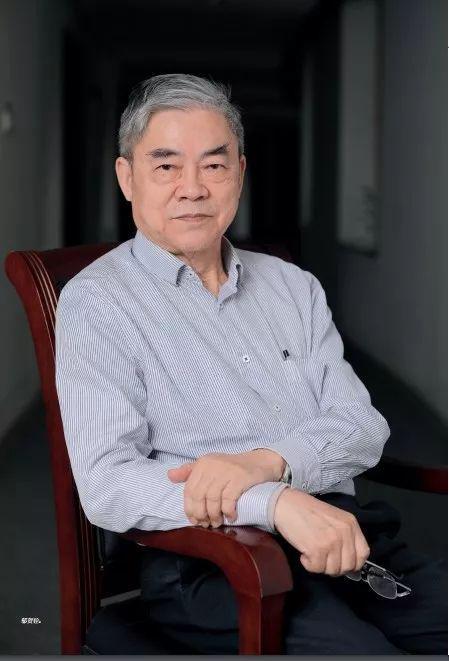 邬贺铨 摄影/本刊记者 董洁旭