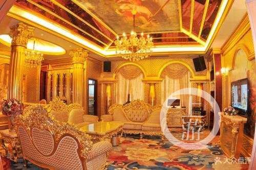 """▲王在清经营的卖淫场所之一""""七星会所""""内景。图片来源/受访者供图"""