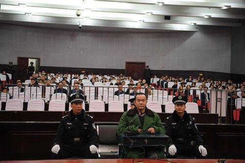 """湖南衡东 """"路虎撞人致15死案""""罪犯阳赞云被执行死刑"""