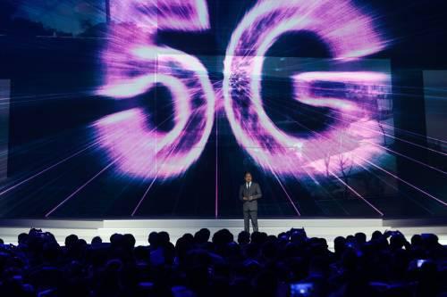 5G商业产值或惊人 5年料超35万亿元