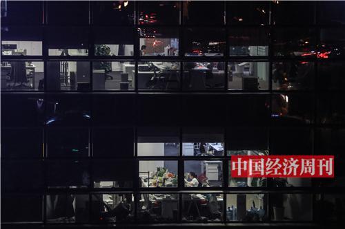 21:20 新浪总部大厦