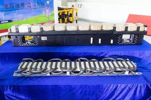 中國時速600公里高速磁浮列車為什么能跑這么快?