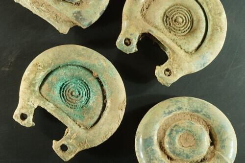 英国发现大量青铜时代文物