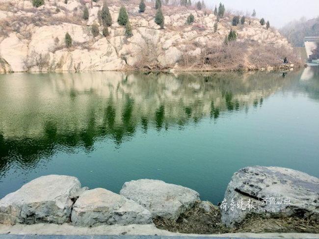 事发地点历阳湖。