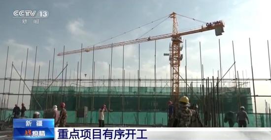 多地重点项目相继开工 企业产能快速提升