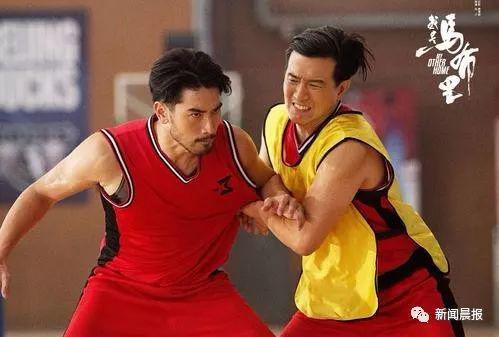 高以翔(左)饰演的角色原型为吉喆