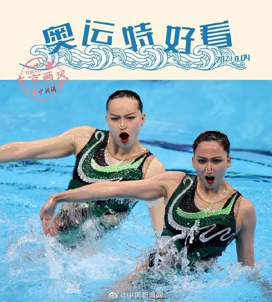 奥运会上为啥没有男子花样游泳?