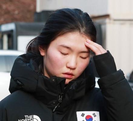 韩国短道速滑名将沈锡希