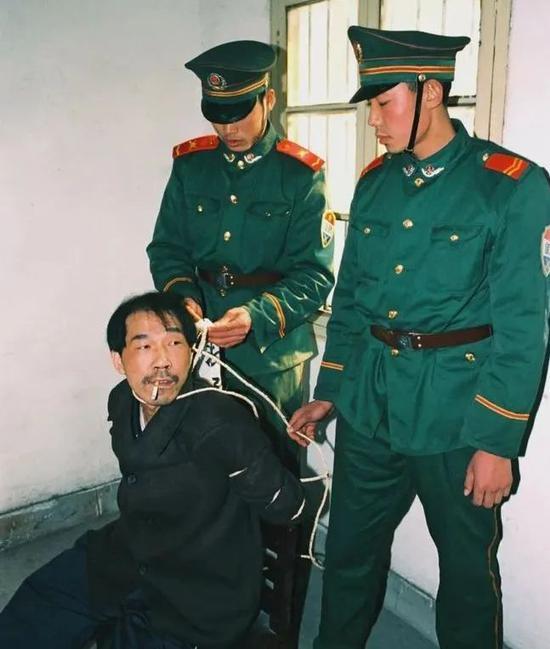 法子英被履行死刑前
