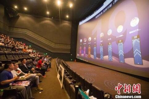 原料图:电影院。张云 摄