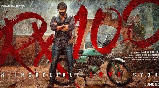 电影《RX 100》