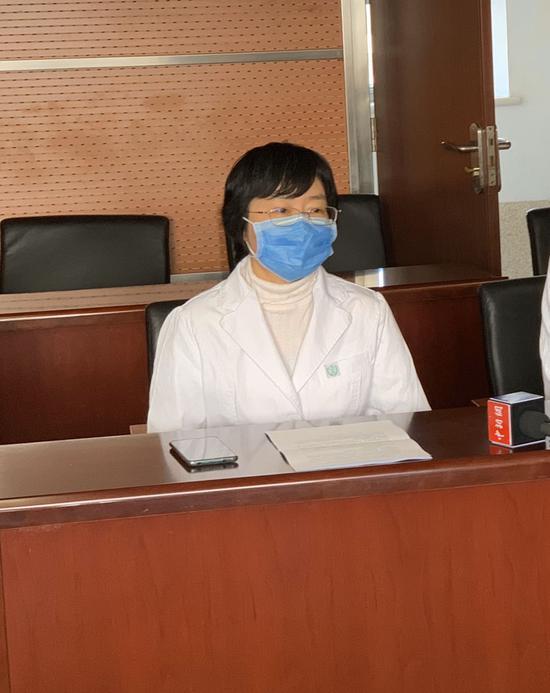 武汉籍援助大夫:出念到以如许的方法返来!