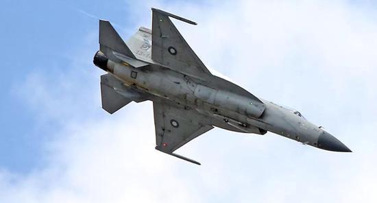▲JF-17战机