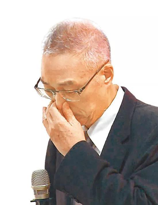 国民党主席吴敦义