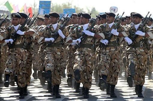 伊朗伊斯兰革命卫队(资料图)