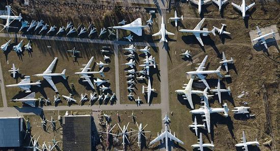 中央空军博物馆(俄罗斯卫星通讯社)