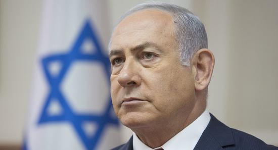 以色列总理内塔尼亚胡(图源:美联社)