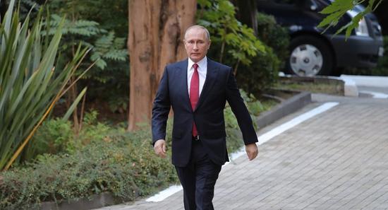 普京(俄罗斯卫星通讯社)