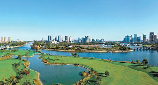 北京城市副中心打造低碳高效绿色城市