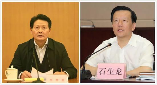 李智勇(左)、石生龙(右)