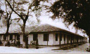 1919年6月,王荷波参与组织声援南京市民罢工罢市的示威游行,图为游行出发地——浦镇机厂厂部办公楼。