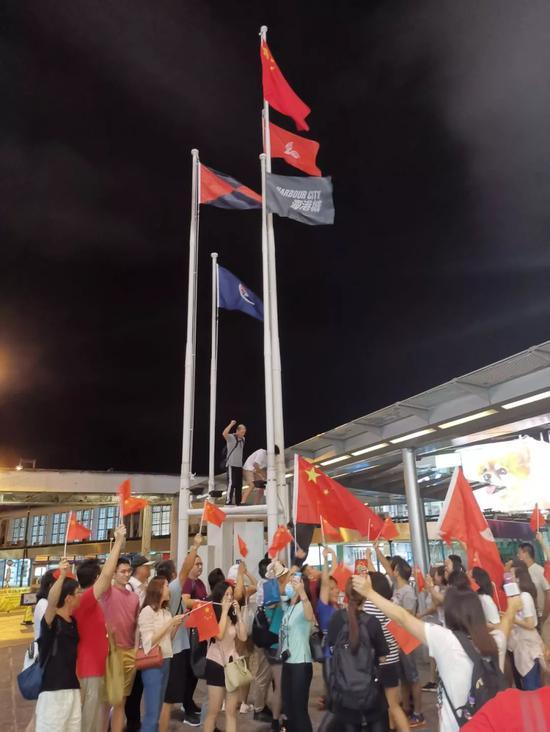 摄影/环球时报赴香港特派记者陈青青杨升
