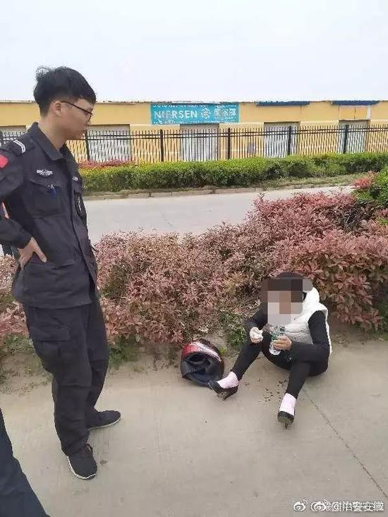 图片来源:中警安徽