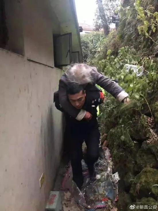李安生前救援画面