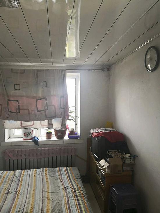 新家的卧室