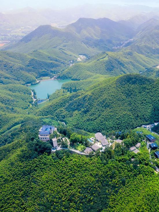 浙江莫干山,图片来源@VCG